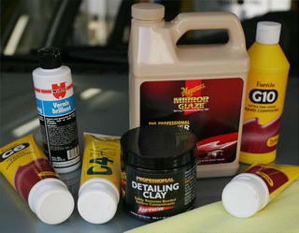 Средство для полировки кузова автомобиля своими руками 826